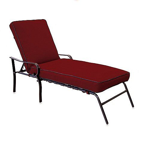 creative idea red chaise lounge. Padded Indoor  Outdoor Oversized Reclining Chaise Patio Lounge Chair Various Colors Red 11 best Pool Designs images on Pinterest