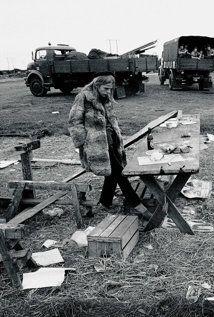 Sommerfestivalen i Thy lukker i september 1970.