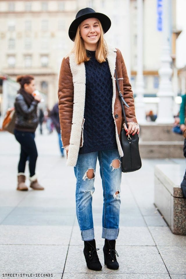 133 best Women's Winter 14' images on Pinterest