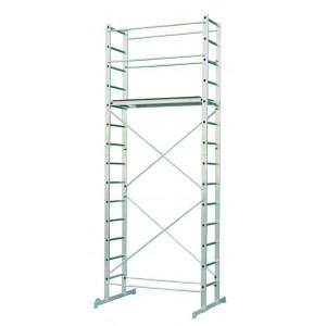 Trabattello alluminio h. lavoro 4,96 Mt. Mod. 7119501€ 435,60   www.trabattellionline.com