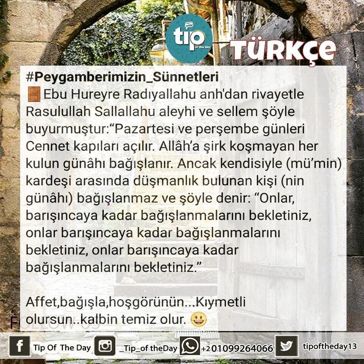 #peygamberimizin_sünnetleri #türkçe