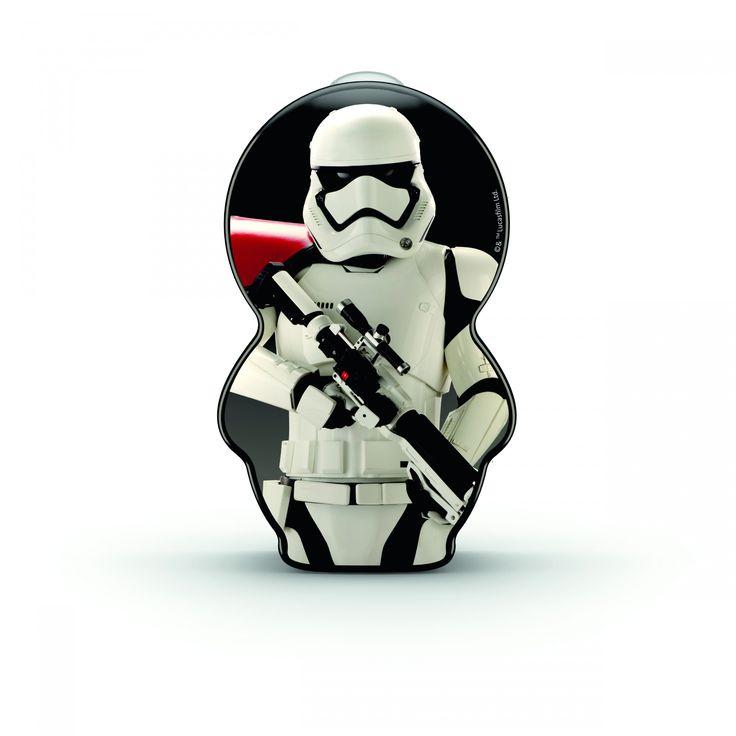 Zaklamp Philips Disney Star Wars Stormtrooper 7176797P0 - Disney nieuwe collectie - Lamp123.nl