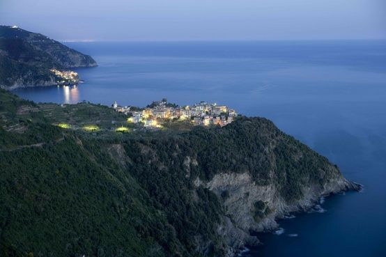 Corniglia Liguria Italia