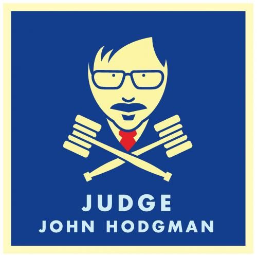 Judge John Hodgman Announces a Tour to Dispense Justice to the American Northeast