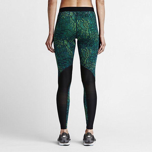 Женские тренировочные тайтсы Nike Pro Hypercool Tidal Multi
