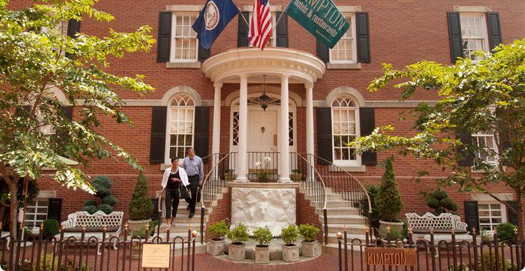 Hotels in Alexandria VA - Morrison House