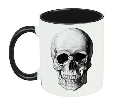 Caneca Três Caveiras #caneca #mug #skull #caveira