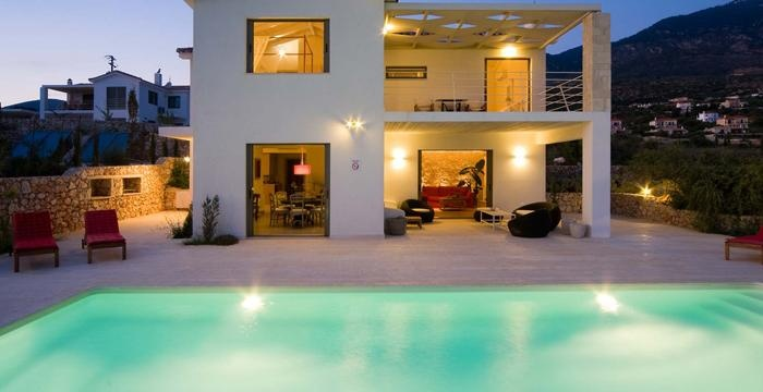 The amazing Ideales Resort in Kefalonia