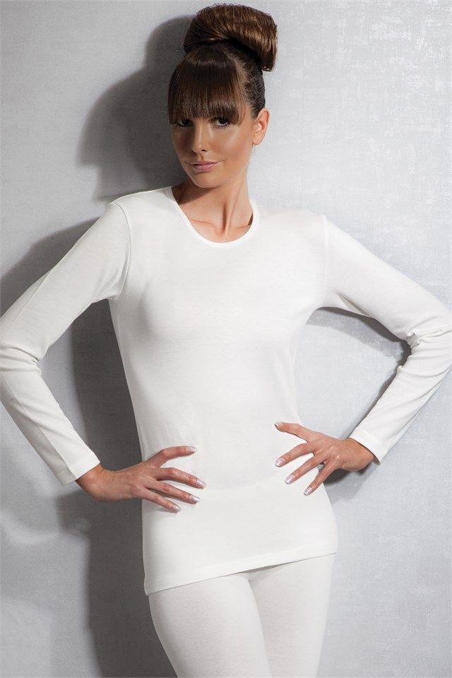 Bayan Termal T-Shirt Doreanse 8565