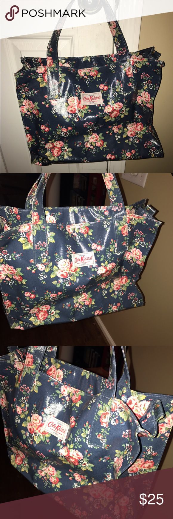 Floral Cath Kidston tote Excellent condition handbag or tote Cath Kidston Bags Totes