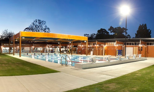 UQ Fitness and Aquatic Centre