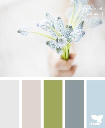 gathered tonesColors Combos, Bathroom Colors, Design Seeds, Color Schemes, Bedrooms Colors, Gathering Tone, Colors Palettes, Master Bedrooms, Colors Schemes
