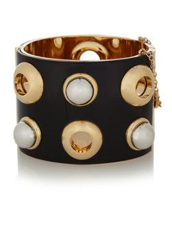 Marc by Marc Jacobs Statement armband met studs
