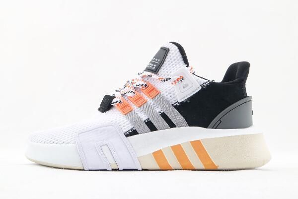 5db1968c91e3 adidas EQT Bask ADV Ftwr White Grey Two-Easy Orange F33853 in 2019 ...