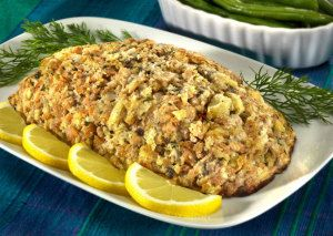 Basic Best Salmon Loaf Recipe | Healthy Recipes from Bumble Bee