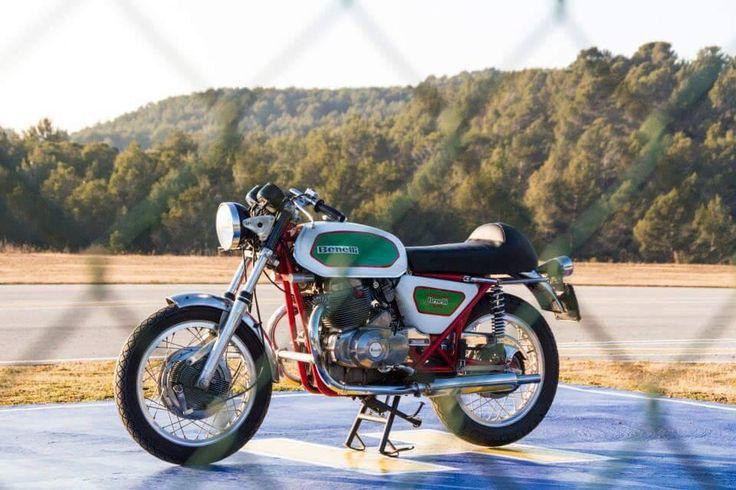 41 Best Vintage Benelli Motorcycles Images On Pinterest