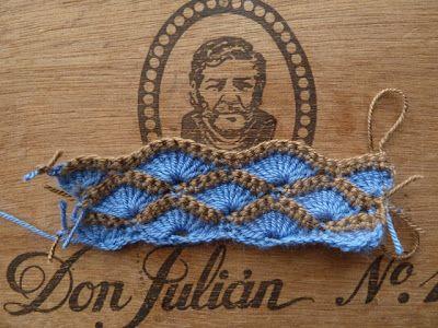 Crochet Shell Stitch Free Diagram