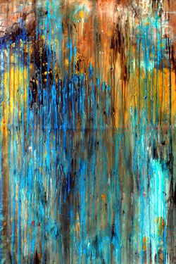 "Saatchi Online Artist Carla Sa Fernandes; Painting, ""The Emotional Creation #15"" #art"