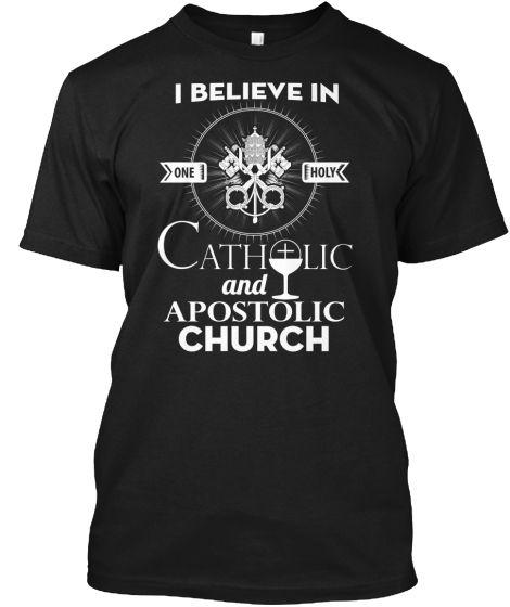 I BELIEVE IN ONE HOLY CATHOLIC
