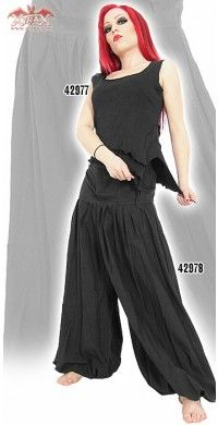 Pants 'Magic Jeannie' xtrax.de similar to afghani or thai fisherman style trousers