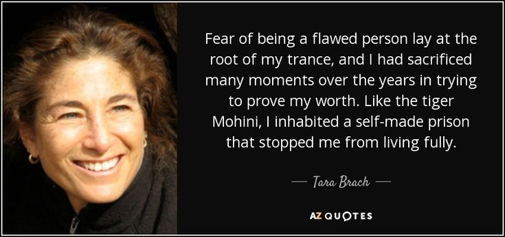 Fear of being a flawed person lay at the root of my trance, and I had sacrificed many moments over the years in trying to prove my worth. Like the tiger Mohini, I inhabited a self-made prison that stopped me from living fully.