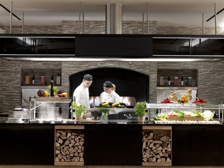 Emejing Offene Küche Restaurant Pictures - Home Design Ideas ...