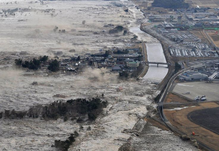 Japan earthquake and tsunami: as it happened March 11