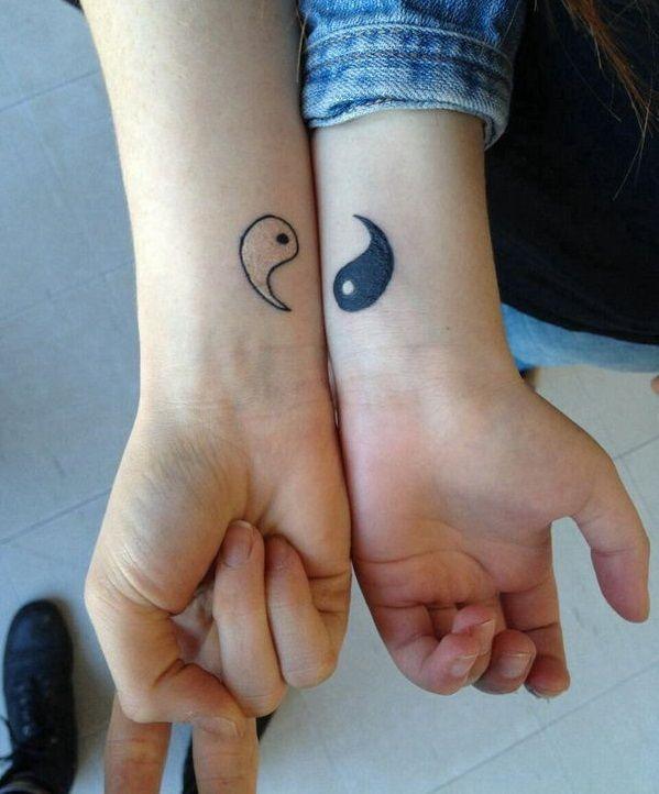 Resultado de imagen para tatuajes mejores amigas