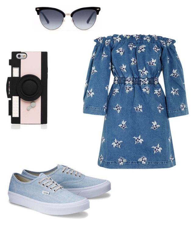 """#inspiration#brilliantoutfit#stilish"" by carla-ana-maria on Polyvore featuring House of Holland, Kate Spade and Gucci"