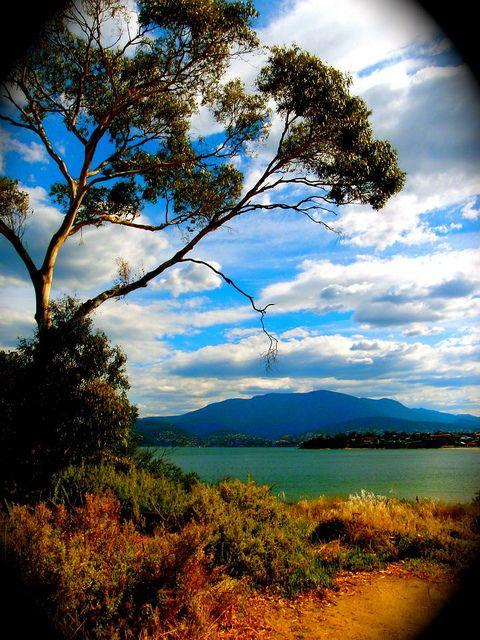 Hobart, Tasmania, Australia. Cute little place. Australia/NZ cruise - 2012 / 2013.