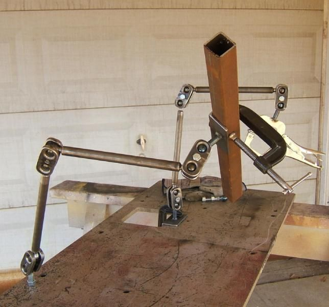 Helping hands for welding bench    welding clamps - WeldingWeb™ - Welding forum for pros and enthusiasts