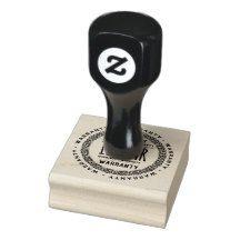 11 year warranty stamp