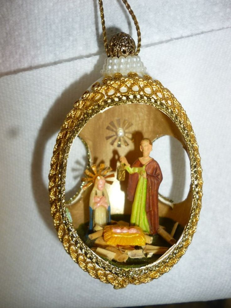 1000+ images about Nativity TREE ORNAMENTS on Pinterest ...
