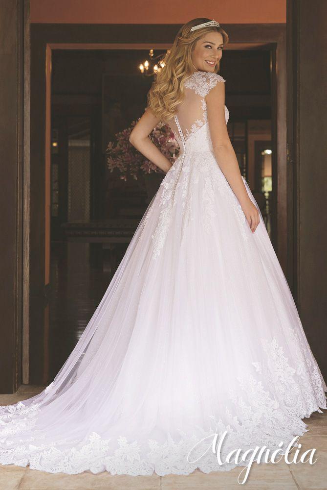 aea9406b0 Vestido de noiva Magnólia 26