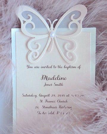 tarjetas de invitacion para bautizo hechas a mano                                                                                                                                                     Más