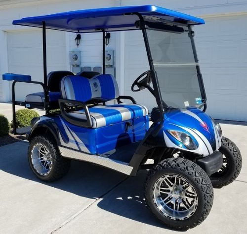 Golf Carts, Music Speakers And Speakers