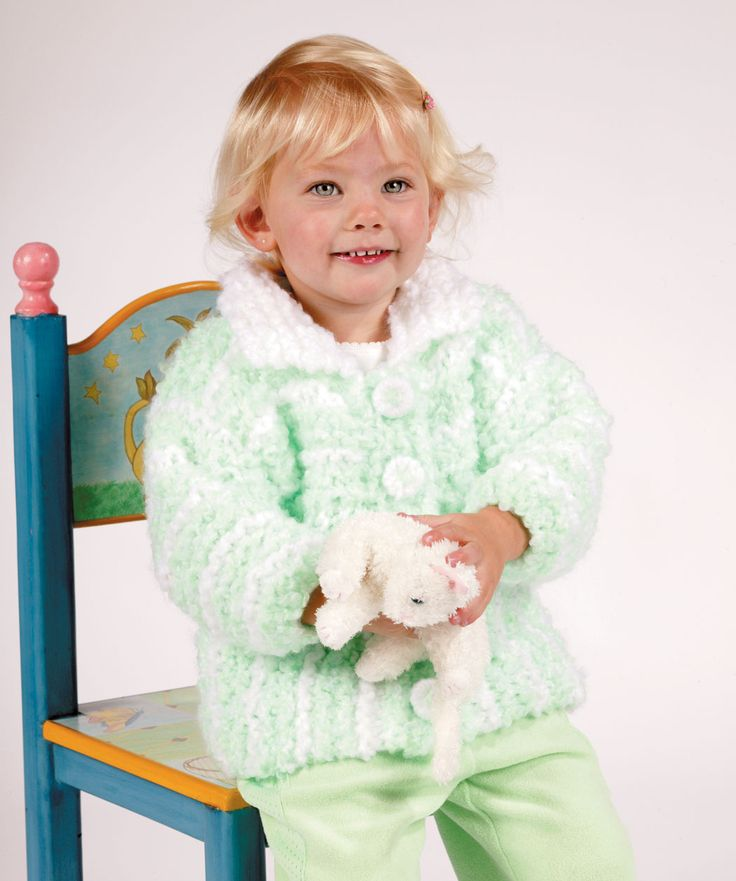 17 Best images about Knitting ~ baby coats on Pinterest ...