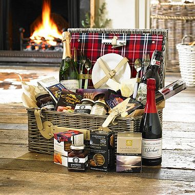 The Scottish Hamper - From Lakeland