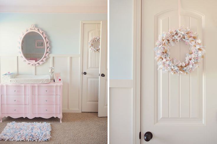 268 Best Shabby Chic Nursery Images On Pinterest Child Room Baby Room And Bedrooms