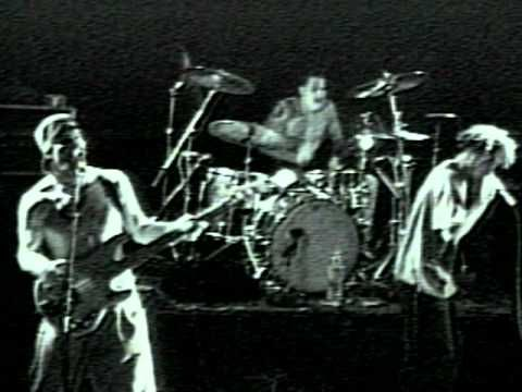 Rage Against The Machine performing Killing In The Name. (C) 1992 Sony BMG Music Entertainment