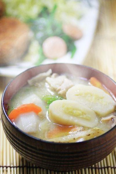 いきなり団子汁 by まかない課長さん | レシピブログ - 料理ブログの ...