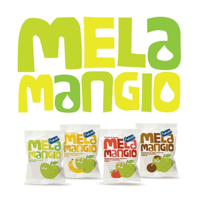 Melinda Fruit Snacks | Packaging of the World: Creative Package Design Archive and Gallery
