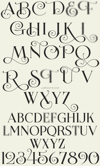 LHF Encore™: Lovers of beautiful calligraphy and type will ...