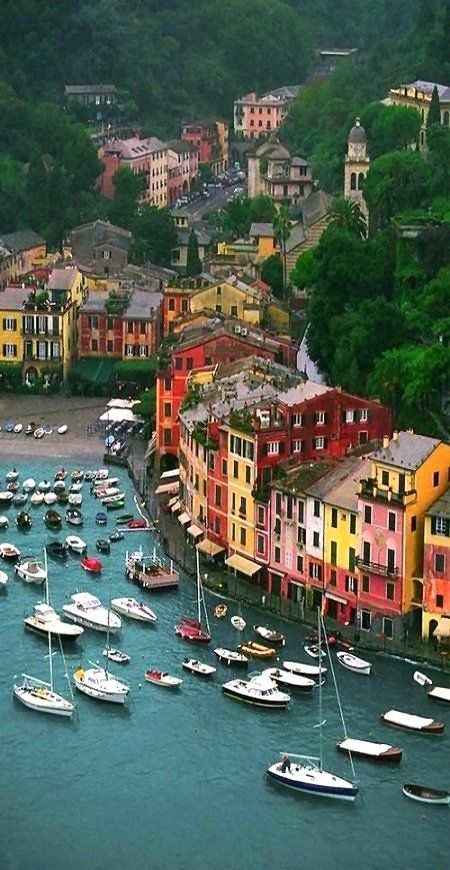 Portofino - Province of Genoa, Italy www.caduferra.it