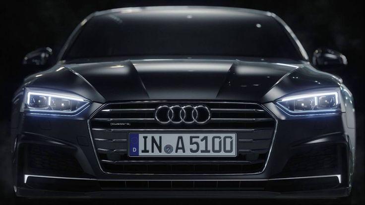 Nuevo Audi A5: elegancia deportiva