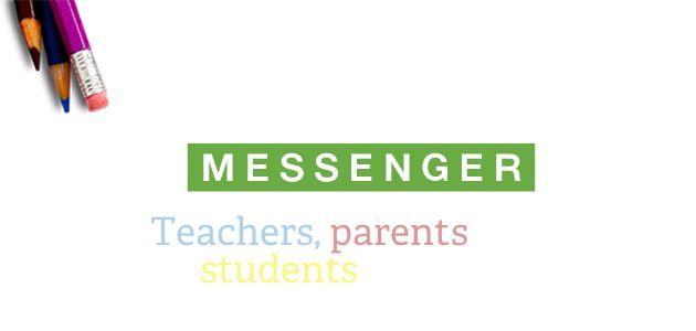 Class messenger app from scholastic