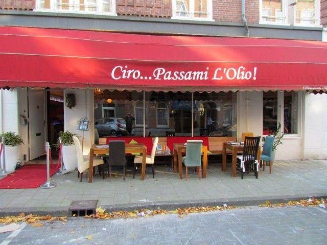(Italian) Tweede Helmersstraat 3  Amsterdam  (020) 618 84 20  www.passami-lolio.nl