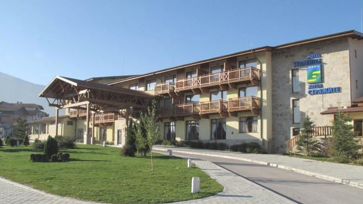 Hotel Strazhite, Statiunea Bansko, BulgariaHotel Strazhite, Statiunea Bansko, Bulgaria