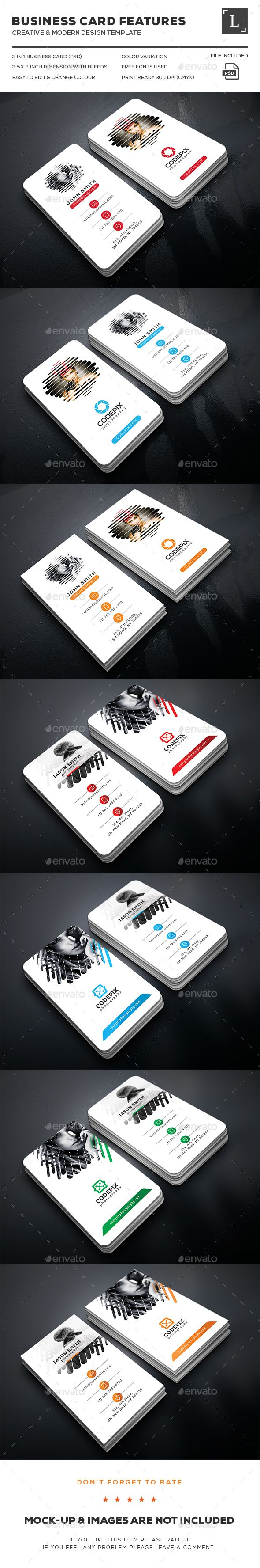 41 best business cards design images on pinterest