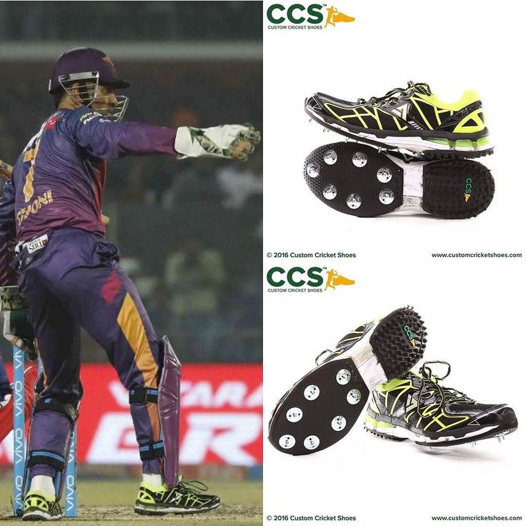 What do you think of MS Doni's new @thesevenlife #customcricketshoes and his his cool @spartansportsau gloves